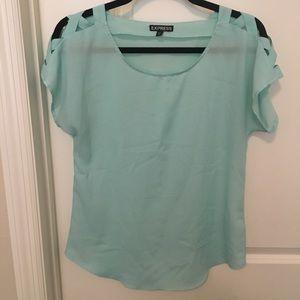 Express summer/spring blouse